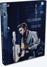 Elvis PresIey -  BOXCAR - Elvis On Television 1956-60 Book - New & Sealed ******