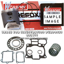 Kawasaki KX250 1990 - 1991 Top End Rebuild Kit WOSSNER Piston Kit VARIOUS SIZES