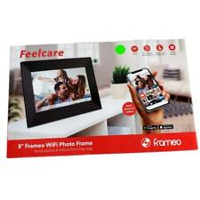 Feelcare Digital WiFi 8 inch Touchscreen Picture Frame 16GB 1280x800 HD Display