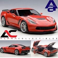 AUTOART 71262 1:18 CHEVROLET CORVETTE C7 Z06 (TORCH RED)