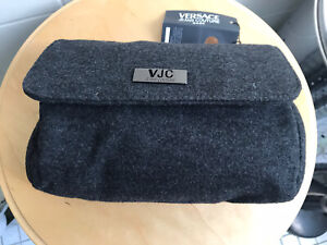 Versace VJC Jeans Couture Tasche Clutch anthrazit