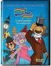 LA VUELTA AL MUNDO DE WILLY FOG DVD SERIE COMPLETA NUEVO (SIN ABRIR) 5 DISCOS //