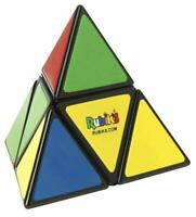 Rubik's Pyramid Twisty Puzzle Game Try Different Challenge Children Educational
