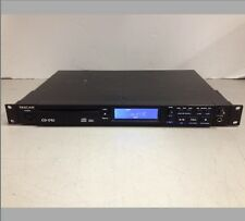Tascam CD-01U Professional Rackmount Slot Loading CD Player For Parts Repair