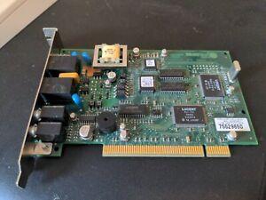 MULTI-TECH MT5634ZPX PCI V92 56KBPS DATA/FAX MODEM