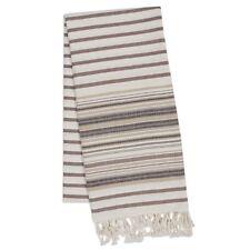 """Fouta Turkish Spa Bath Wrap Throw Sarong Cotton Towel 39""""x78 French Taupe"""
