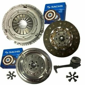 SACHS CLUTCH & DUAL MASS FLYWHEEL, CSC &BOLTS FOR VW SCIROCCO COUPE 2.0 R