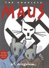 Pantheon Graphic Novels: The Complete Maus : A Survivor's Tale by Art Spiegelman