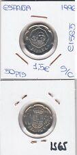 E1565 MONEDA ESPAÑA JUAN CARLOS 50 PESETAS 1996