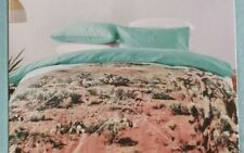 Cotton Blend Nature Print Quilt Covers