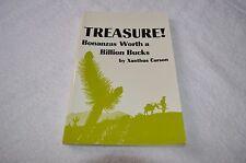 METAL DETECTING BOOK ~ TREASURE! BONANZAS WORTH A BILLION BUCKS ~ BOOK ~ NEW