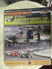 2014 Eastern States 200 Program - Orange County Fair Speedway - HEARN - FRIESEN