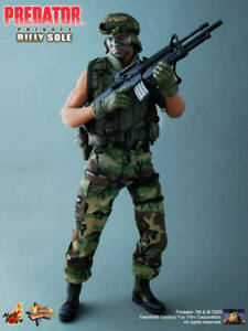 HOT TOYS MMS 73 PREDATOR – PRIVATE BILLY SOLE