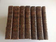 POLYBE Histoires 7 Volumes (traduit par Dom Vincent Thuillier) 1727-29