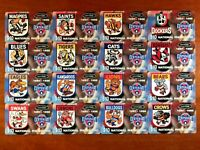 VINTAGE 1996 CARDPHONE AUSTRALIA- CENTENARY PHONECARDS SET 16 AFL CLUBS - MINT!!