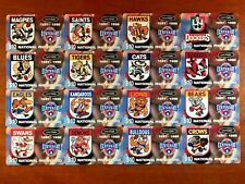 VINTAGE 1996 CARDPHONE AUSTRALIA- CENTENARY PHONECARDS SET 16 AFL CLUBS - MINT!!