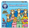 Llamas in Pyjamas Mini Game by Orchard Toys 3+