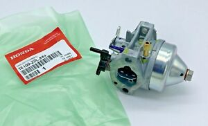 Genuine Honda 16100-Z0L-853 Carburetor Fits GCV160A GCV160LA SAME DAY SHIPPING