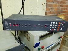 Rauland 2524 Master Time Clock Programmer Event Scheduler - Power Verified -