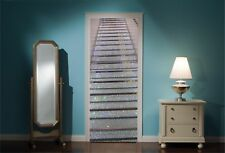 Door Mural  Made For Swarovski View Wall Stickers Decal Wallpaper 336