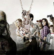 Tv Play The Walking Dead Unique Charm Chain Pendant Necklace
