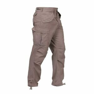 Rothco Vintage M-65 Field Pants, Khaki, S From Japan
