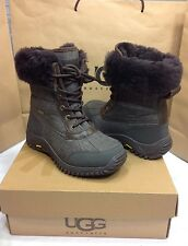 Ugg Australia Womens Adirondack II Stout Brown Color Boot Size 6 US Waterproof
