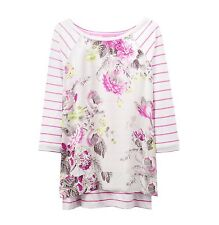 Joules Viscose Floral Tops & Shirts for Women