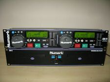 Numark cdn22 MK1 twin DJ CD deck and controller kit