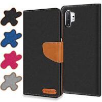 Handy Hülle für Samsung Galaxy Note 10+ Tasche Etui Flip Case Schutz Hülle Cover