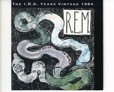 CD R.E.M.the I.R.S. years vintage 1984HOLLAND EX+ (B5973)