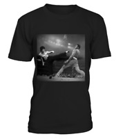 Men's Bruce Lee VS Muhammad Ali Martial Artist Master & Boxing Legend T Shirt