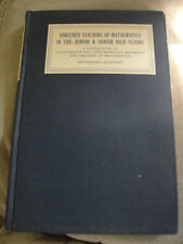 Enriched Teaching of Mathematics in the Junior and Senior High School;1938 by ma
