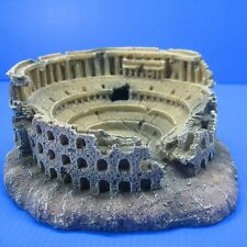 Roman coliseum cave (S) Aquarium Ornaments Decoration Fish tank Arena Colosseum