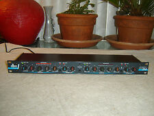 DBX 266, Project 1,  Original, 2 Channel Compressor Gate, Vintage Rack, As Is