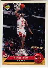 1992-93 UPPER DECK McDONALD'S #P5: MICHAEL JORDAN - CHICAGO BULLS/TARHEELS