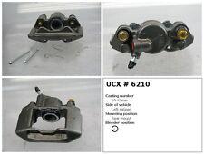 Undercar Express 10-6210S Rr Left Rebuilt Brake Caliper With Hardware