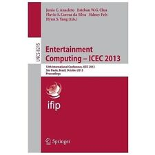Entertainment Computing - Ices 2013 : 12th International Conference, Icec...