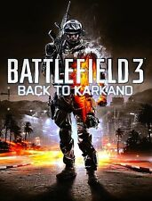 Battlefield 3 BACK TO KARKAND DLC ADDON en FR pour PC
