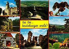 Teutoburger Wald , Ansichtskarte , ungelaufen