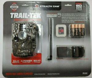 Stealth Cam STC-FVRZW Fusion Wireless 26MP V2 Cellular Trail Camera