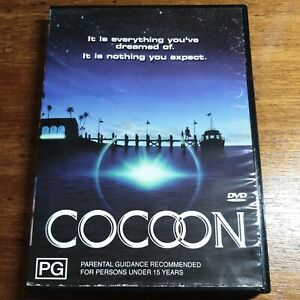 Cocoon DVD R4 LIKE NEW FREE POST