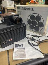 Bell and Howell AF66 AF Slide Projector In Box