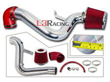 RED COLD AIR INDUCTION INTAKE SYSTEM+DRY FILTER 95-02 CAVALIER Z24 2.3L 2.4L