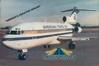American Trans Air Boeing 727