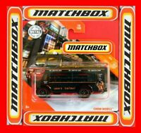 MATCHBOX 2019  CHOW MOBILE  18/100   NEU&OVP