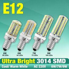 G4/G9/E12/E14/B15 3/5/6/8/9w high bright 3104 lamp 220v bulb white Lights bulbs