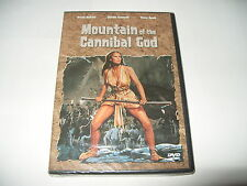 Mountain Of The Cannibal God uncut dvd 2001 Region 2 New & Sealed