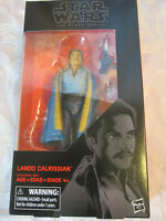 Disney Star Wars The Black Series Land Calrissian Action Figure Toy