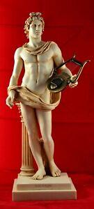 Apollo light Music Sun God NEW sculpture greek big size Mythology free shipping